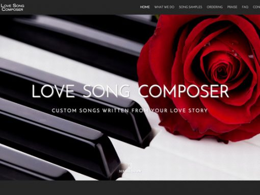 Love Song Composer
